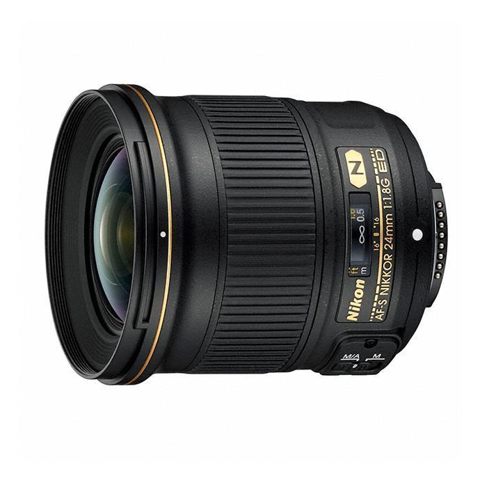 《新品》 Nikon (ニコン) AF-S NIKKOR 24mm F1.8G ED [ Lens | 交換レンズ ]