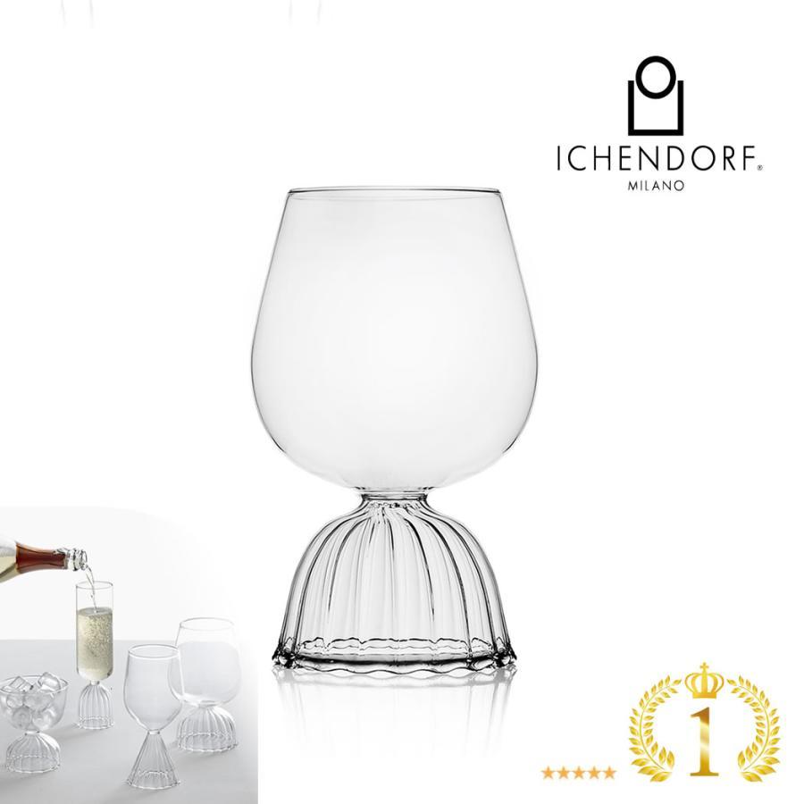ICHENDORF MILANO TUTU Red Wine Glass 赤ワイングラス チュチュ 耐熱ガラス yo-ko