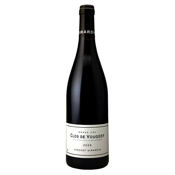クロ ド ヴージョ '08 750ml (フランス/赤ワイン) 稲葉