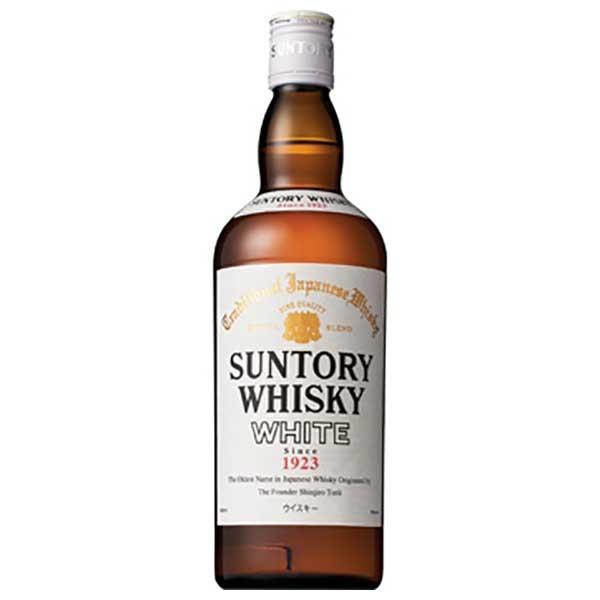 サントリー ホワイト 40度 [瓶] 640ml x 12本[ケース販売][ウイスキー/サントリー]