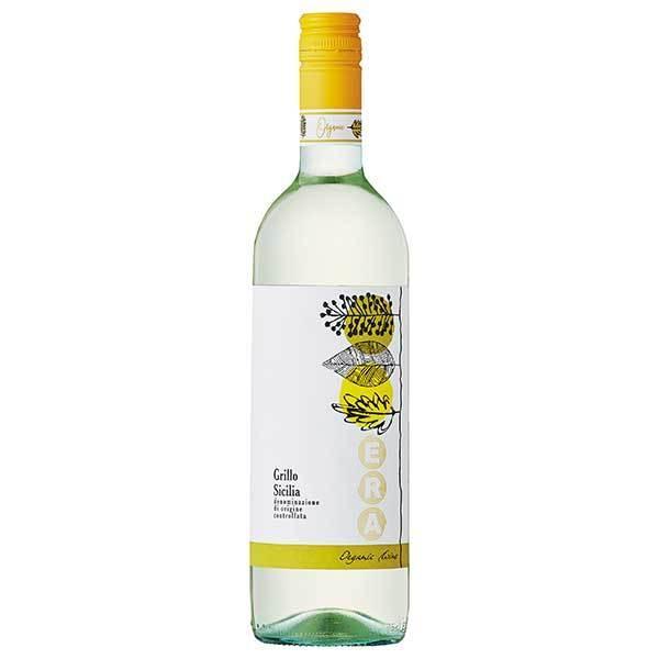ワイン アウローラ エラ グリッロ オーガニック 750ml (イタリア/シチーリア/白ワイン/640748) MT yo-sake