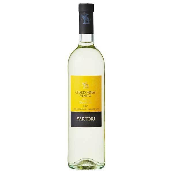 ワイン カーサ ヴィニコラ サルトーリ シャルドネ オーガニック 750ml イタリア ヴェネト 白ワイン 646786 MT yo-sake
