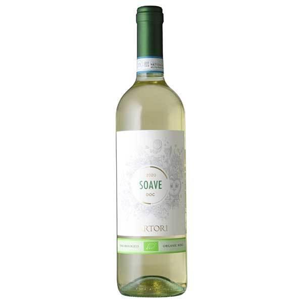 ワイン カーサ ヴィニコラ サルトーリ ソアーヴェ オーガニック 750ml (イタリア/ヴェネト/白ワイン/650748) MT yo-sake
