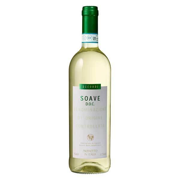 デコルディ ソアーヴェ 750ml メルシャン イタリア ロマーニャ 白ワイン 辛口 405050 yo-sake