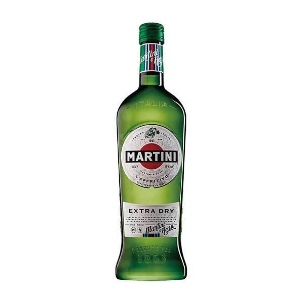 マルティーニ エキストラ ドライ 瓶 750ml 送料無料 本州のみ イタリア 白 ヴェルモット サッポロ|yo-sake