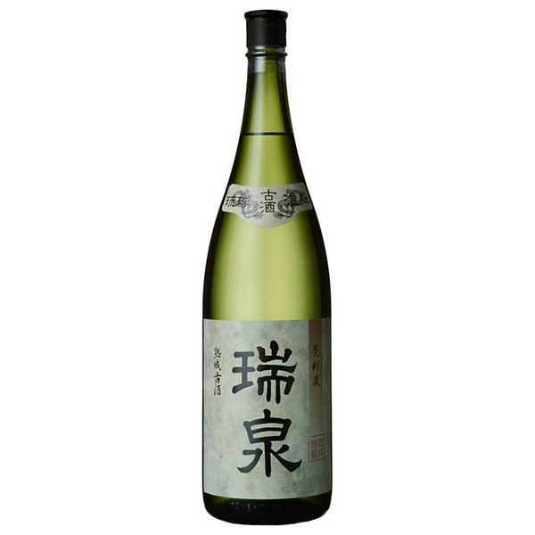 瑞泉 古酒甕貯蔵酒 43度 1.8L 1800ml 瑞泉酒造 泡盛 yo-sake