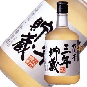 博多の華 麦焼酎 三年貯蔵 25度 720ml (福徳長/福岡県)|yo-sake