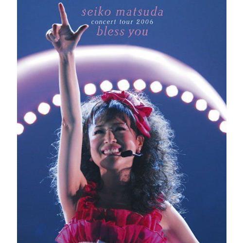 seiko matsuda concert tour 2006 bless you Blu-ray