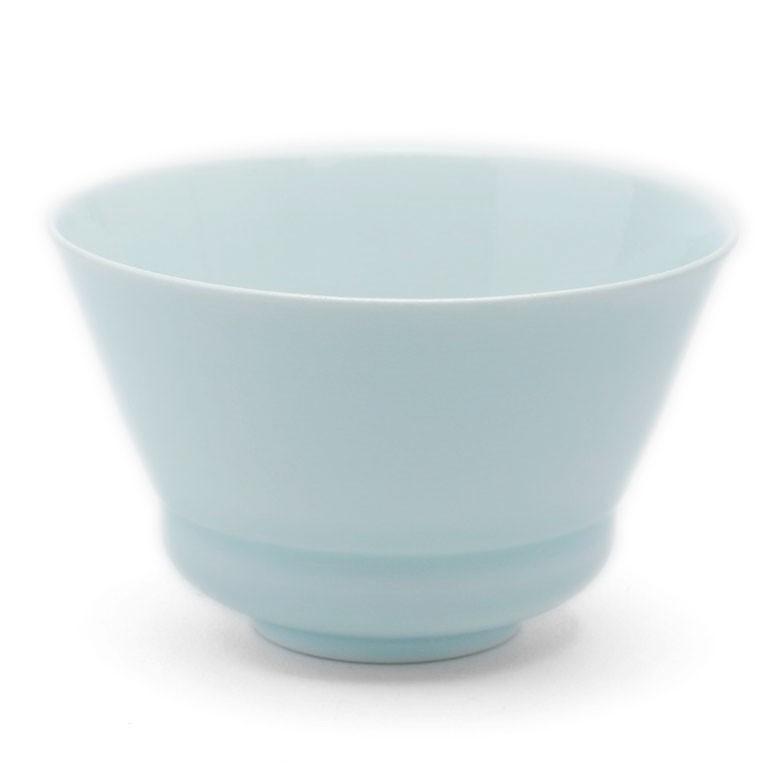 白磁(天草陶石)・青磁:青白瓷小鉢・海老ヶ瀬保《小鉢・11.5cm》|yobi