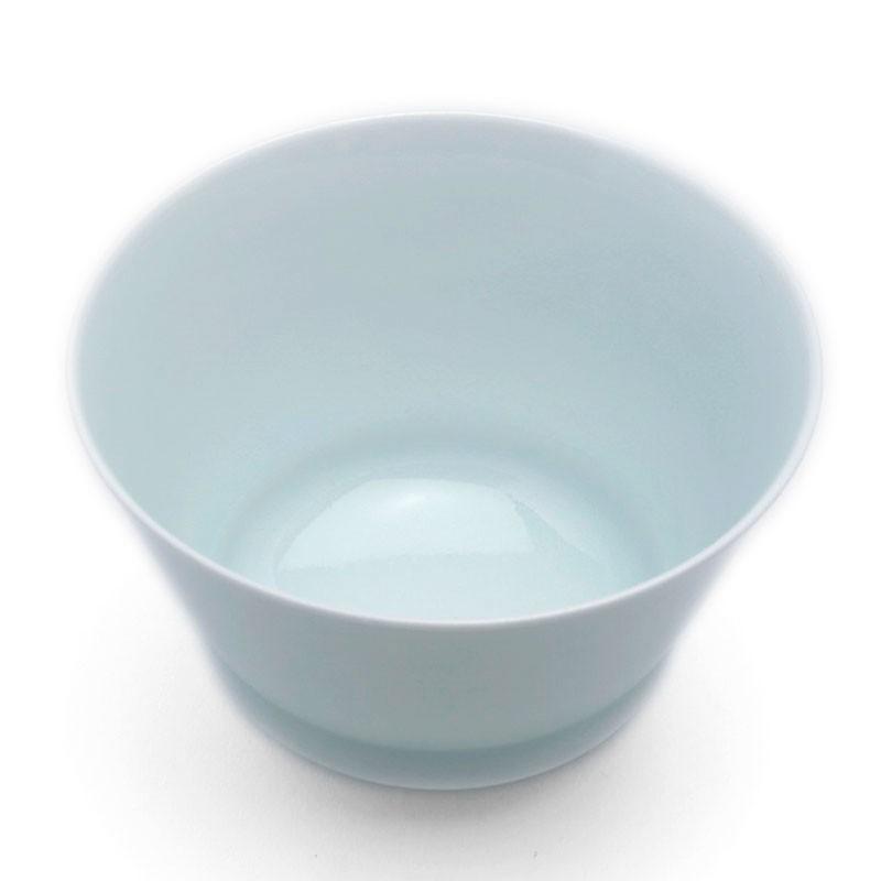 白磁(天草陶石)・青磁:青白瓷小鉢・海老ヶ瀬保《小鉢・11.5cm》|yobi|02