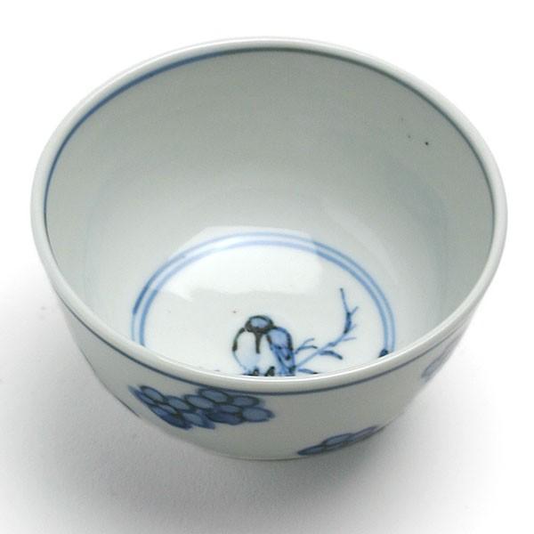 染付哥々鳥文茶碗・須田菁華|yobi