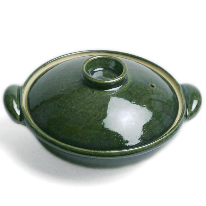 伊賀焼:青土鍋・土楽《土鍋・500ml》 yobi