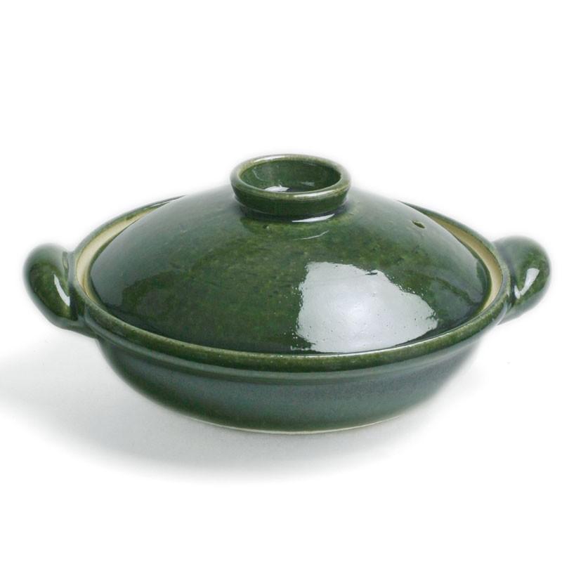 伊賀焼:青土鍋・土楽《土鍋・500ml》 yobi 02