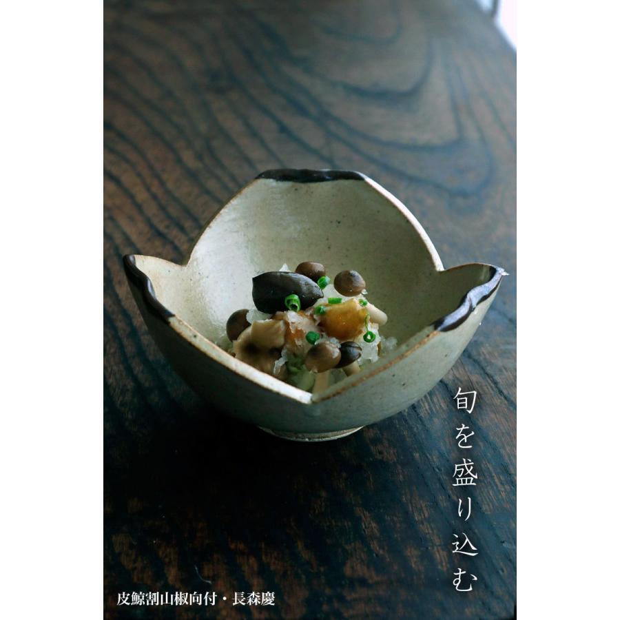 皮鯨割山椒向付・長森慶《小鉢・13.0cm》|yobi|07
