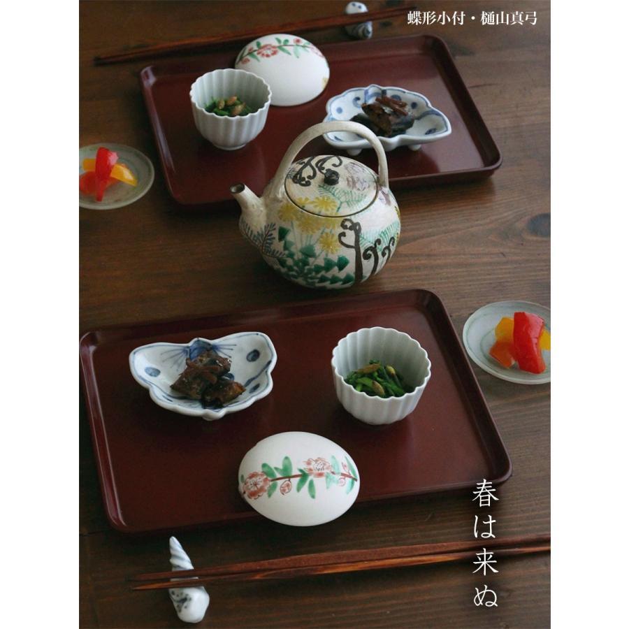 染付:染付貝箸置・古川章蔵《箸置き》|yobi|04