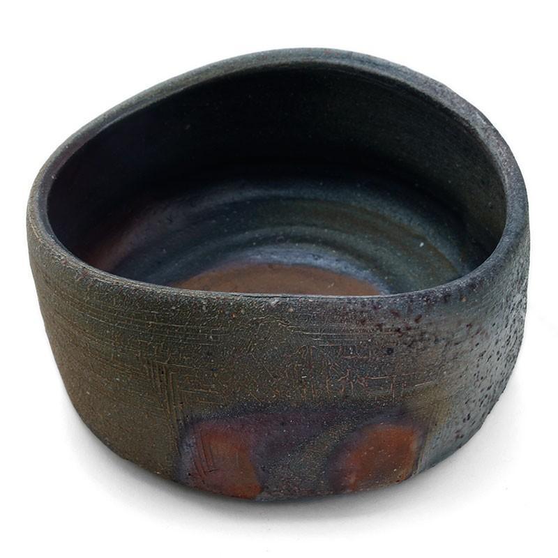 窯変沓鉢・和仁栄幸 yobi