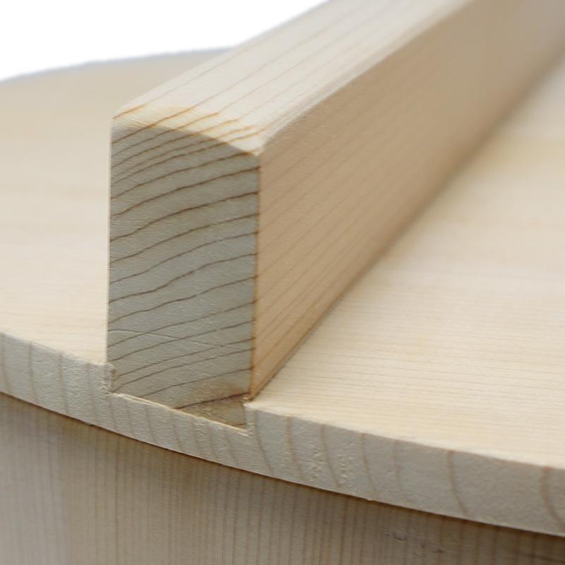 尺1寸ハンポ蓋付・中川清司《寿司桶》|yobi|02