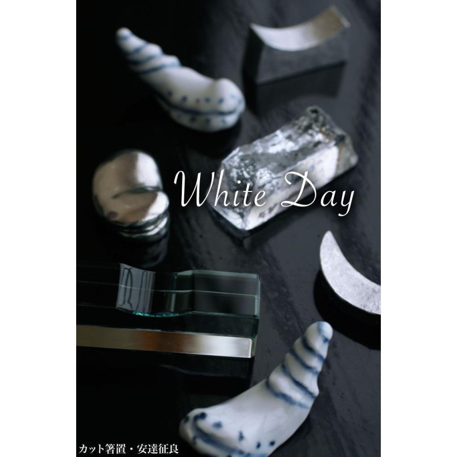 錫器:錫箸置・三日月・ゆり工房《箸置き》 yobi 03