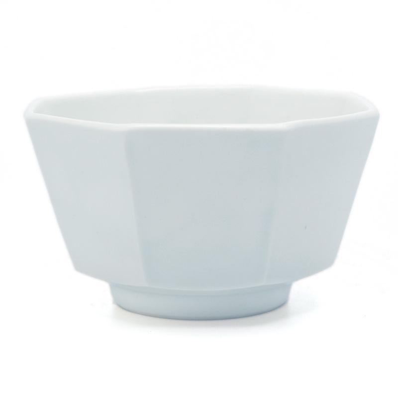 白磁:白磁八角小鉢・阿部春弥《小鉢・10.7cm》|yobi|02