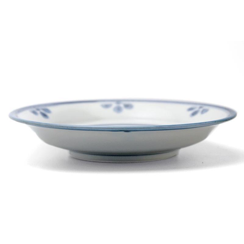 染付:白磁小鼓皿・大・土山敬司《小皿・取り皿・銘々皿・15.3cm》|yobi|02