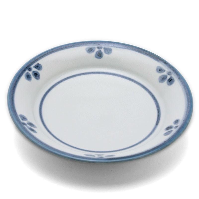 染付:白磁小鼓皿・大・土山敬司《小皿・取り皿・銘々皿・15.3cm》|yobi|03