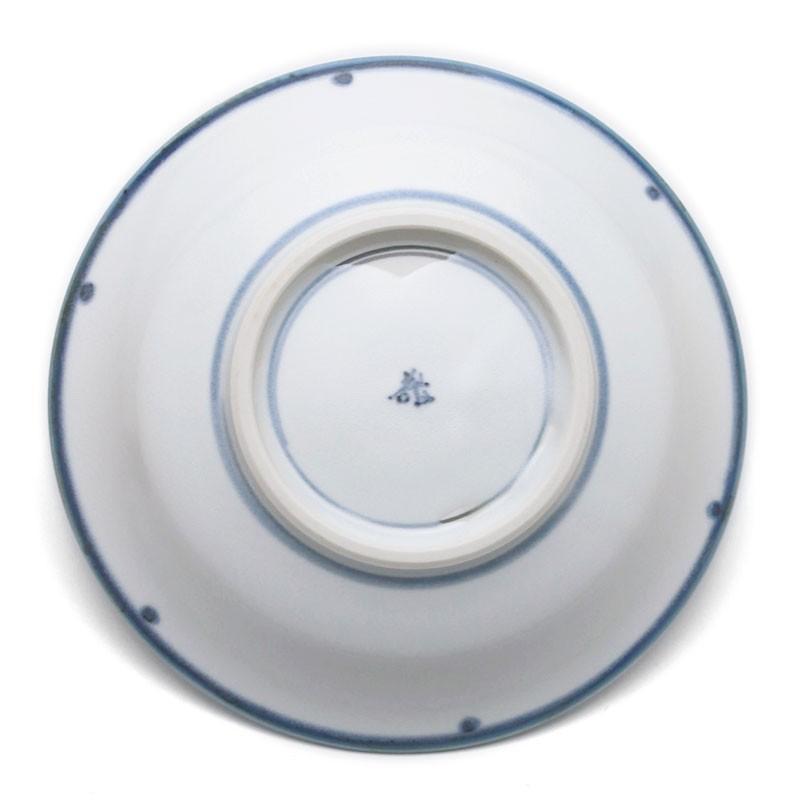 染付:白磁小鼓皿・大・土山敬司《小皿・取り皿・銘々皿・15.3cm》|yobi|04