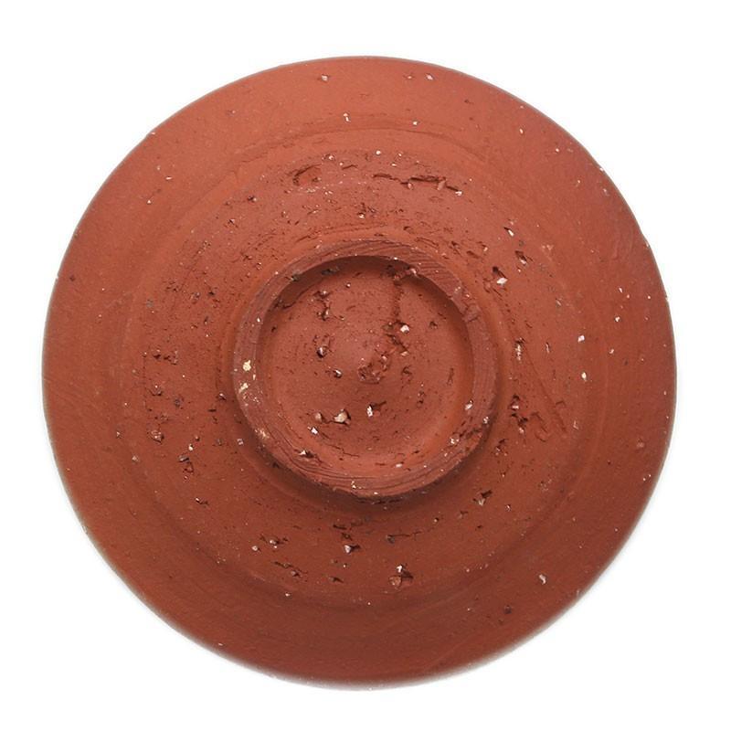 焼き締め:焼〆丸皿・14cm・辻村塊《小皿・14cm》|yobi|05