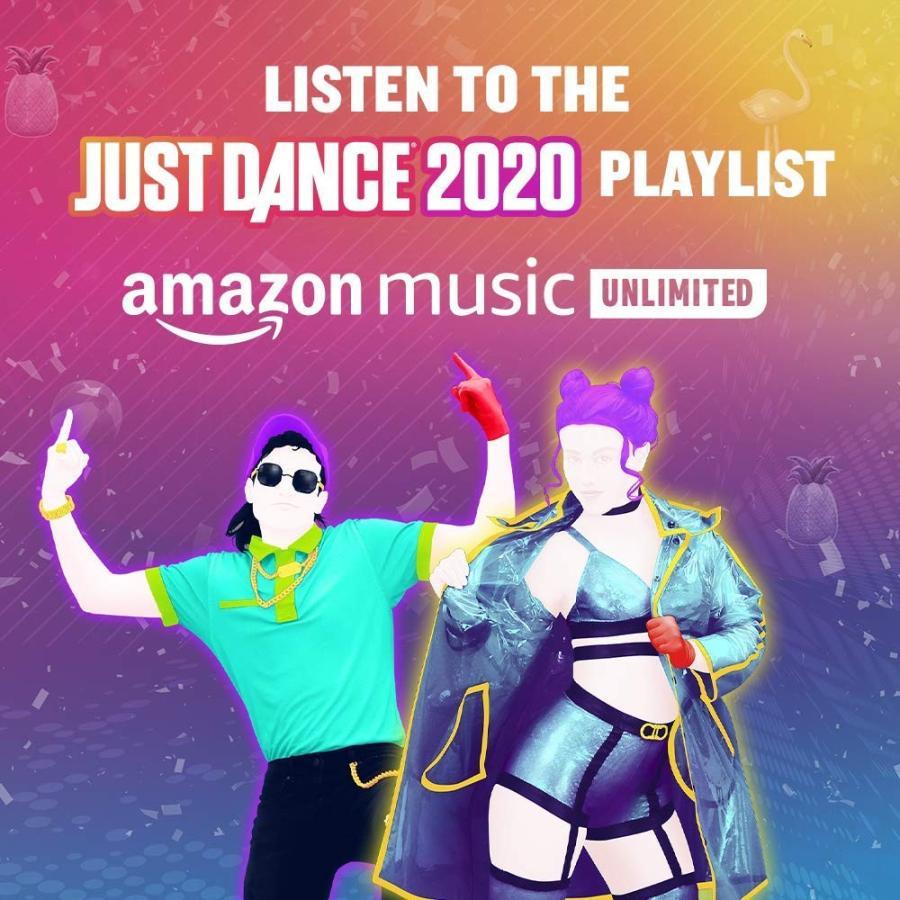 2020 ジャスト アンリミテッド ダンス