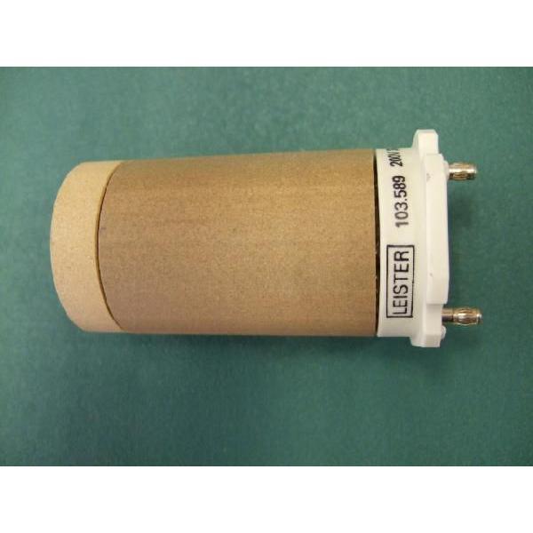 ライスター純正品 旧型エレクトロン 200V用交換ヒーター(2本足用)送料無料 熱風機 溶接機