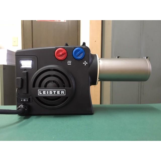 ライスター純正品 ホットウィンド システム 230V 3700W デジタル表示 品番142.640 送料無料 代引無料 熱風機 溶接機