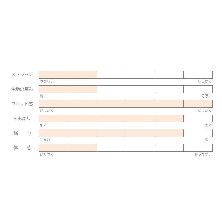 ストライプワイドパンツ|yoemon-store|15