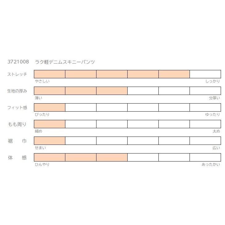 ラク軽デニムスキニーパンツ|yoemon-store|09