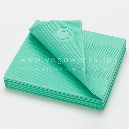 ヨガワークス ヨガマット トラベラー・トゥ・ゴー  5mm フォールディングマット yogaworks|yoga-pi|02