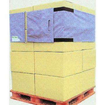 エコバンドL65 リングタイプ 10枚 保護材 パレット積み 荷崩れ防止 荷物固定
