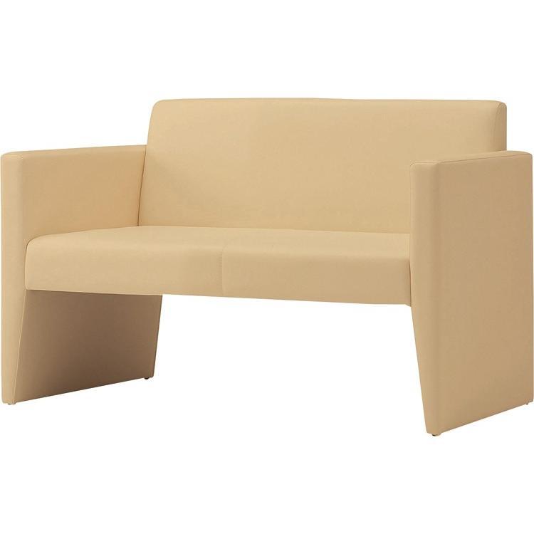 休憩用ベンチ リバーシ2P FCO-2P W1200×D600×SH400×AH600×H720mm 椅子 いす イス キッズルーム キッズスペース キッズコーナー