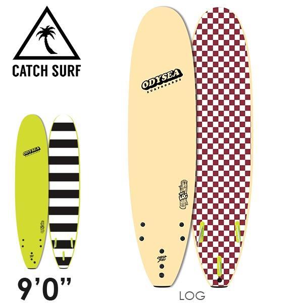 【30%OFF】 【3月-6月頃の間に入荷後発送・ノークレームでお願いします SURF】CATCH SURF トライフィン ODYSEA LOG 9'0