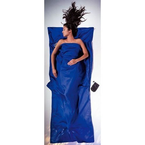 コクーン ST80 Tシーツ シルク U.ブルー 12550001014000