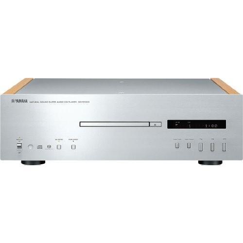 最大の割引 ヤマハ CDプレーヤー CD-S1000(S) CDプレーヤー RCA接続専用設計・SA-CD対応 ヤマハ シルバー CD-S1000(S), ZAZA STORE:a33321e6 --- grafis.com.tr