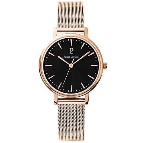 最も優遇の [ピエール・ラニエ] 腕時計 P091L938 レディース 正規輸入品 ピンクゴールド, フロアマット販売アルティジャーノ b0a433e6