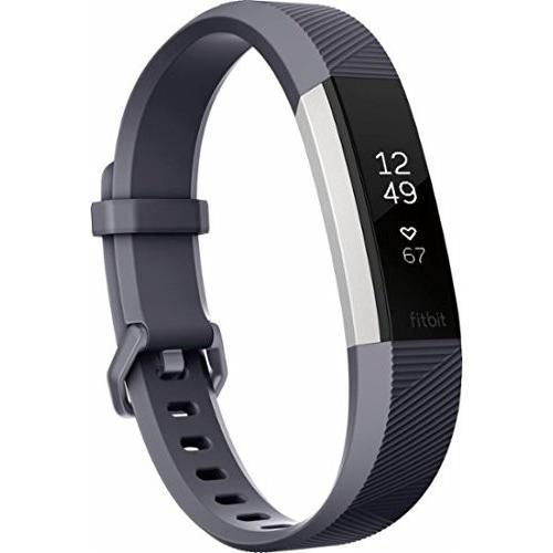 いいスタイル Fitbit Alta HR Activity Tracker + Heart Rate Large (17-20.5cm) フィットビットアルタ HRアクティビティトラッカー [並行輸入品], マツシママチ 7a825302