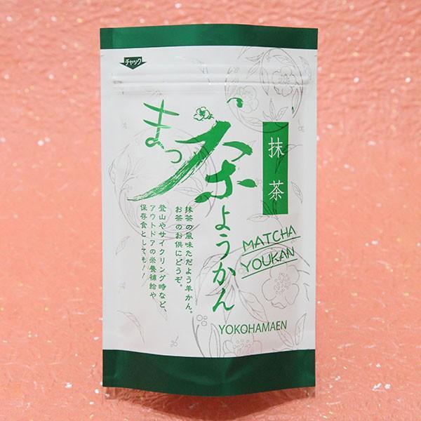 抹茶羊かん yokohamaen-cha
