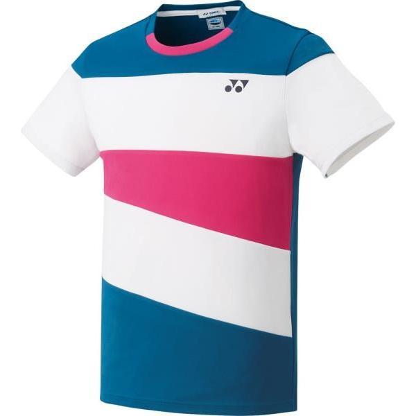 ヨネックス テニス ユニセックス ゲームシャツ(フィットスタイル) 19 ダークマリン ケームシャツ・パンツ(10314-323)