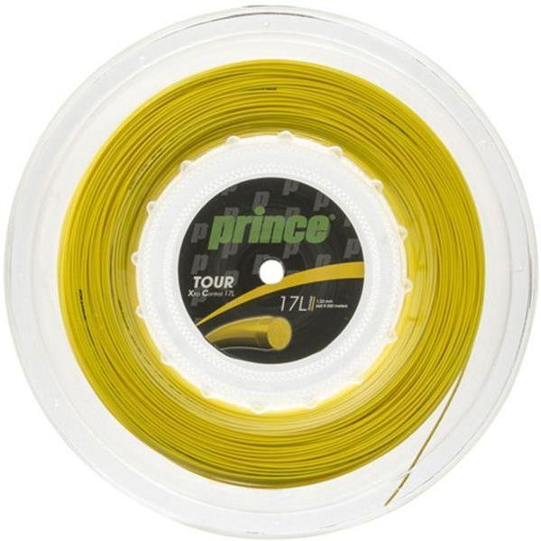 プリンス テニス Tour XC 17L(200mリール) 16SS ガツト・ラバー(7j936280)