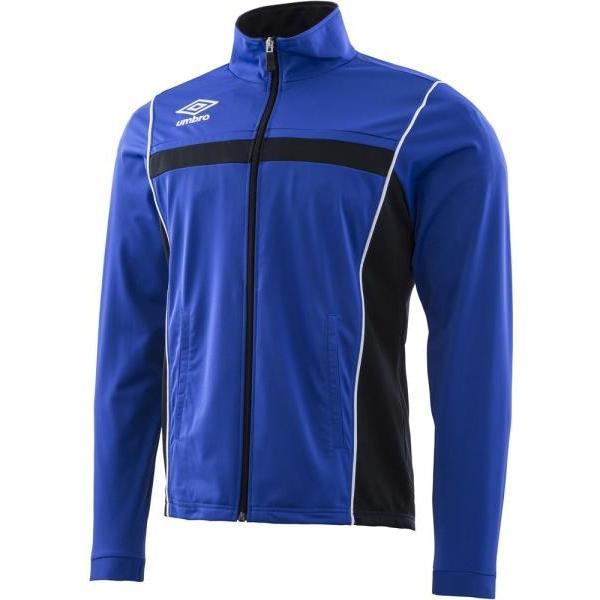 デサント サッカー ウォームアップジャケット メンズ サッカー・フットサルウェア 18SS ブルー トレーニングウェア(uas2550-blu)