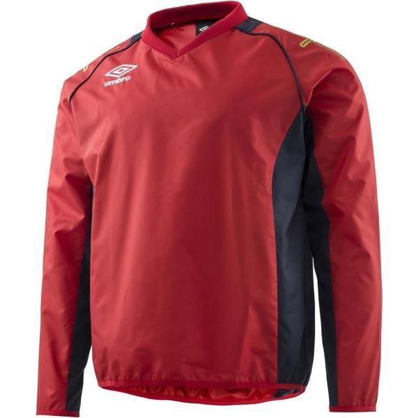 デサント サッカー (メンズ サッカー・フットサルウェア) ウインドアップピステトップ 18SS M赤 ウインドブレーカー(uas4660-m赤)