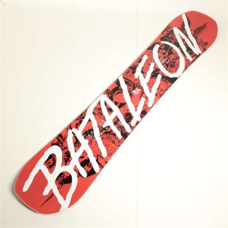 バタレオン スノボ 板 【中古】スノーボード サイズ151cm Warmer