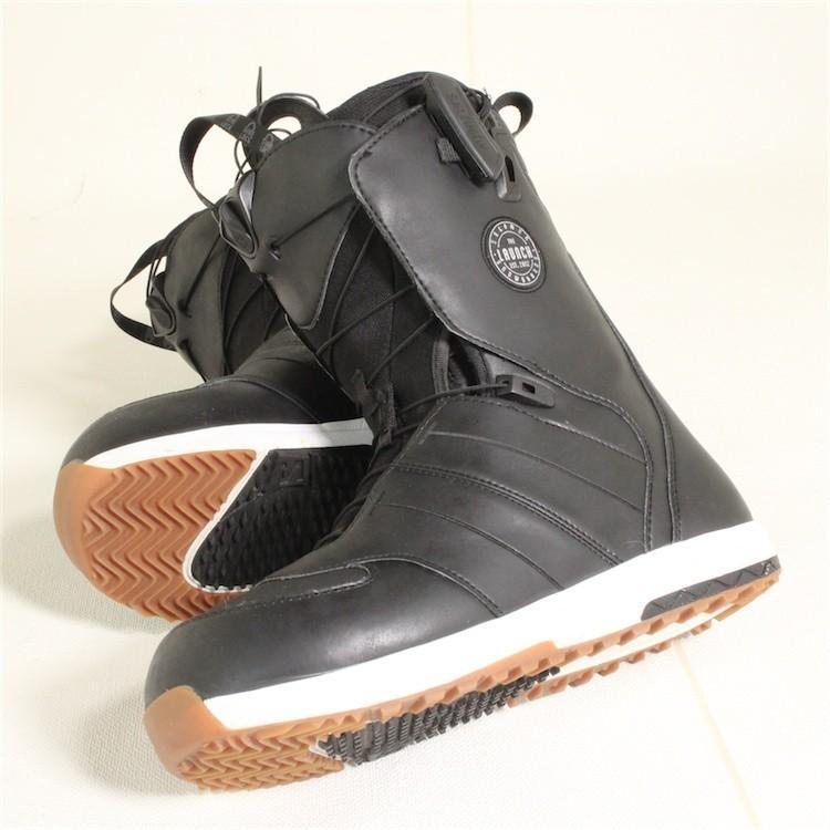 17-18 SALOMON LAUNCH サイズ28.5cm 【中古】スノーボード ブーツ 靴 スノボ サロモン ランチ パーク グラトリ メンズ 2018年 型落ち