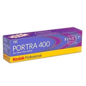 コダック PORTRA(ポートラ)400 36枚撮り 5本パック kodak film フイルム フィルム|yokota-camera
