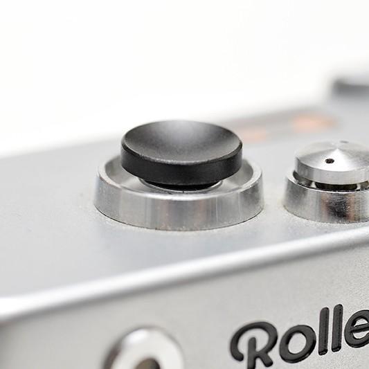 ソフトレリーズアダプター(ブラック) 凹型 / 凸型 / 平型 yokota-camera