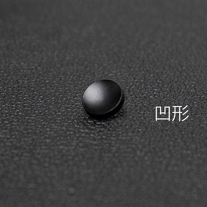 ソフトレリーズアダプター(ブラック) 凹型 / 凸型 / 平型 yokota-camera 03